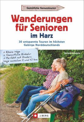 Wanderungen für Senioren im Harz - Richard Goedeke |