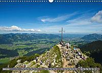 Wanderziele rund um Oberstdorf (Wandkalender 2019 DIN A3 quer) - Produktdetailbild 6