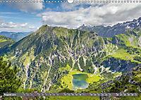 Wanderziele rund um Oberstdorf (Wandkalender 2019 DIN A3 quer) - Produktdetailbild 8