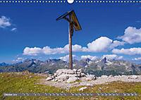 Wanderziele rund um Oberstdorf (Wandkalender 2019 DIN A3 quer) - Produktdetailbild 10