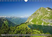 Wanderziele rund um Oberstdorf (Wandkalender 2019 DIN A4 quer) - Produktdetailbild 3
