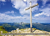 Wanderziele rund um Oberstdorf (Wandkalender 2019 DIN A4 quer) - Produktdetailbild 4