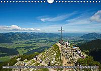 Wanderziele rund um Oberstdorf (Wandkalender 2019 DIN A4 quer) - Produktdetailbild 6