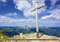 Wanderziele rund um Oberstdorf (Wandkalender 2019 DIN A2 quer) - Produktdetailbild 4