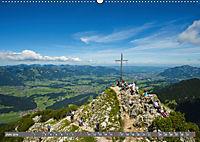Wanderziele rund um Oberstdorf (Wandkalender 2019 DIN A2 quer) - Produktdetailbild 6