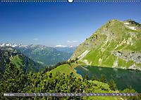 Wanderziele rund um Oberstdorf (Wandkalender 2019 DIN A2 quer) - Produktdetailbild 3