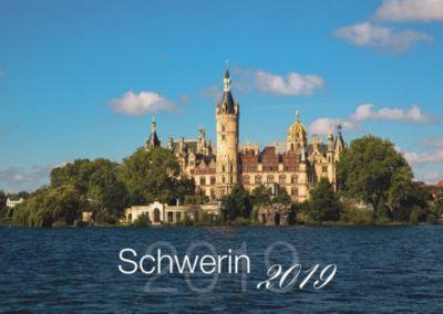Wandkalender Schwerin 2019