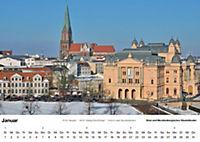 Wandkalender Schwerin 2019 - Produktdetailbild 1