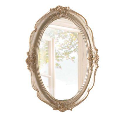 Wandspiegel oval farbe gold jetzt bei bestellen - Wandspiegel oval ...