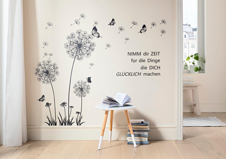 Wandtattoo Pusteblume 150 x 120 cm bestellen