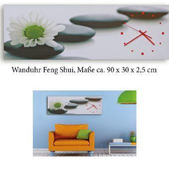 wanduhr feng shui jetzt bei bestellen. Black Bedroom Furniture Sets. Home Design Ideas