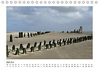 Wangerooge. Der Charme des Ostanlegers (Tischkalender 2019 DIN A5 quer) - Produktdetailbild 7