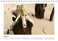 Wangerooge. Der Charme des Ostanlegers (Tischkalender 2019 DIN A5 quer) - Produktdetailbild 5
