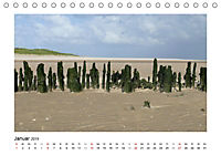 Wangerooge. Der Charme des Ostanlegers (Tischkalender 2019 DIN A5 quer) - Produktdetailbild 1