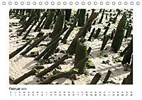 Wangerooge. Der Charme des Ostanlegers (Tischkalender 2019 DIN A5 quer) - Produktdetailbild 2