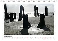 Wangerooge. Der Charme des Ostanlegers (Tischkalender 2019 DIN A5 quer) - Produktdetailbild 12