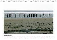 Wangerooge. Der Charme des Ostanlegers (Tischkalender 2019 DIN A5 quer) - Produktdetailbild 11