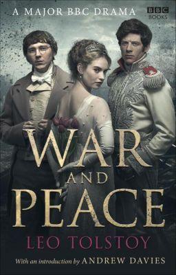 War and Peace. TV Tie-In, Leo Tolstoy, Leo N. Tolstoi