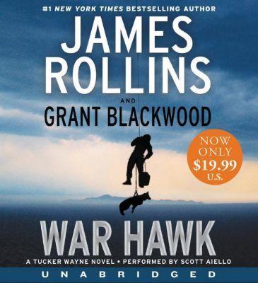 War Hawk Low Price CD, James Rollins, Grant Blackwood