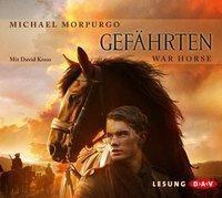 War Horse, 3 Audio-CDs, Michael Morpurgo
