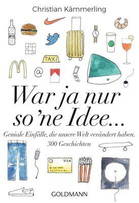 War ja nur so 'ne Idee ..., Christian Kämmerling