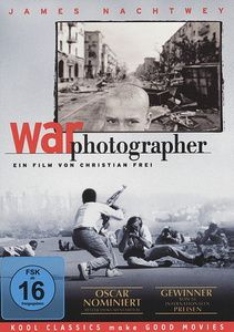 War Photographer, Dokumentation
