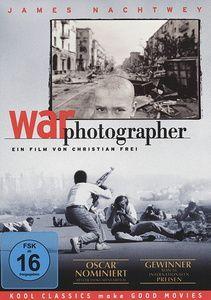 War Photographer, Dokumentation