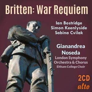 War Requiem, Bostridge, Keenlyside, Noseda, Lso & Chorus