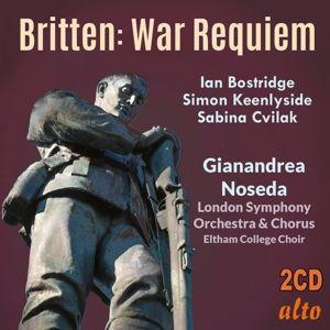War Requiem, Bostridge, Keenlyside, Noseda, Lso & Chorus