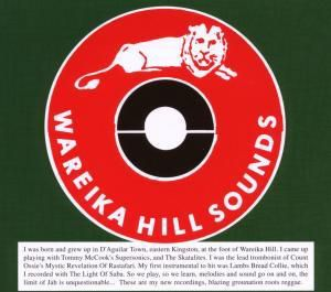 Wareika Hill Sounds, Calvin Cameron
