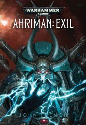Warhammer 40.000 - Ahriman: Exil - John French |