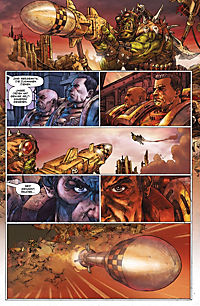 Warhammer 40.000: Dawn of War III - Die Jagd auf Gabriel Angelos - Produktdetailbild 3