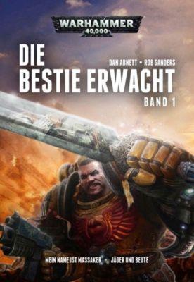 Warhammer 40.000 - Die Bestie erwacht, Doppelband 1, Dan Abnett, Rob Sander