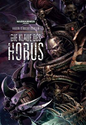 Warhammer 40.000 - Die Klaue des Horus - Aaron Dembski-Bowden |
