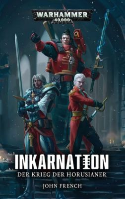 Warhammer 40.000 - Inkarnation, John French