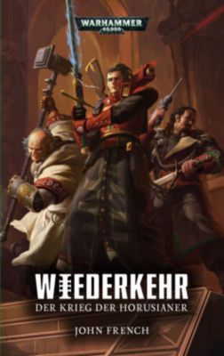 Warhammer 40.000 - Wiederkehr - John French pdf epub