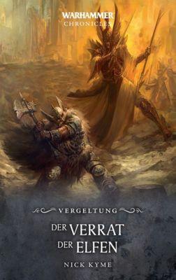Warhammer - Der Verrat der Elfen, Nick Kyme