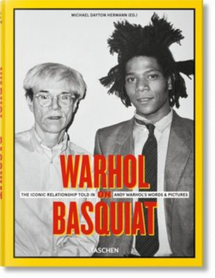 Warhol on Basquiat. Andy Warhol's Words and Pictures - Paul Warchol |