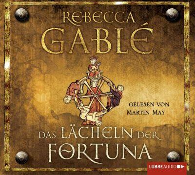 Waringham Saga Band 1: Das Lächeln der Fortuna (10 Audio-CDs), Rebecca Gablé