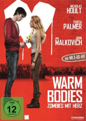 Warm Bodies, Isaac Marion