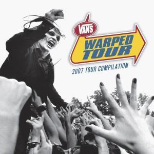 Warped 2007 Tour Compilation, Diverse Interpreten