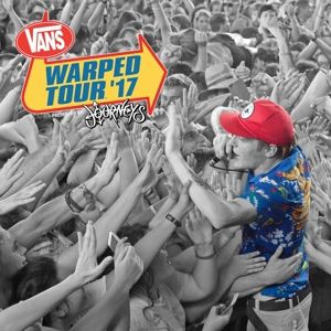 Warped 2017 Tour Compilation, Diverse Interpreten