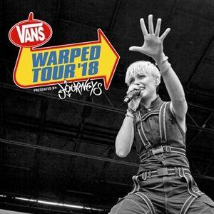Warped 2018 Tour Compilation, Diverse Interpreten
