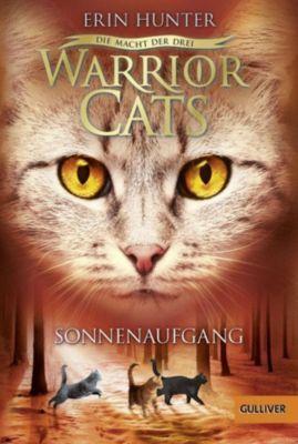 Warrior Cats - Die Macht der drei. Sonnenaufgang, Erin Hunter