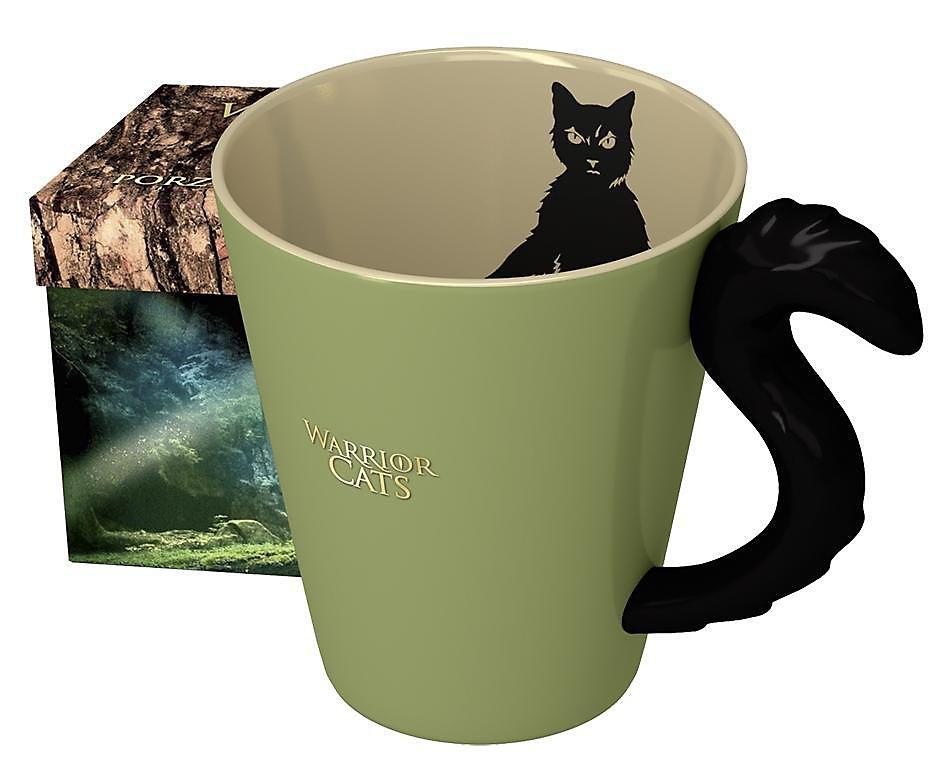 d2d8a8510ef Warrior Cats - Porzellantasse jetzt bei Weltbild.de bestellen