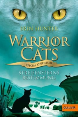 Warrior Cats - Special Adventure Band 4: Streifensterns Bestimmung, Erin Hunter