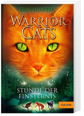 Warrior Cats Staffel 1 Band 6: Stunde der Finsternis - Erin Hunter |
