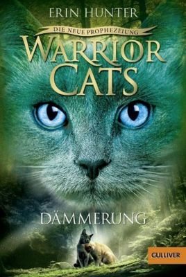 Warrior Cats Staffel 2 Band 5: Dämmerung, Erin Hunter