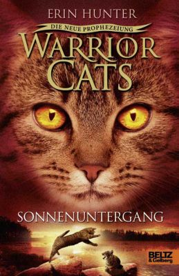 Warrior Cats Staffel 2 Band 6: Sonnenuntergang, Erin Hunter