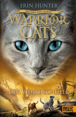 Warrior Cats Staffel 4 Band 1: Der vierte Schüler, Erin Hunter